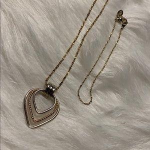 Petite Gold Necklace and Bracelet Set